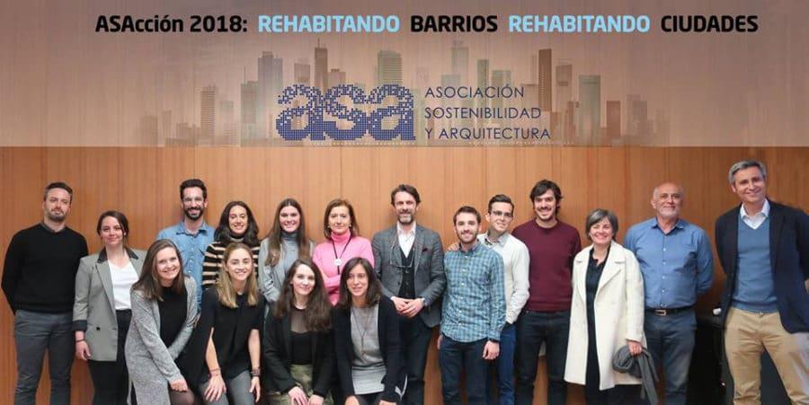 José Almagro jurado en los premios Rehabitando barrios, Rehabitando ciudades