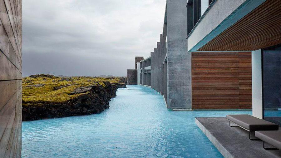 The Retreat at Blue Lagoon, un proyecto arquitectónico que vincula hombre y naturaleza - Sto