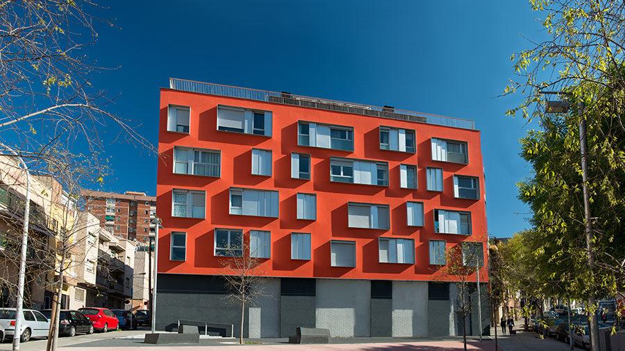 Mantenimiento de edificios antiguos - Badalona - Sto