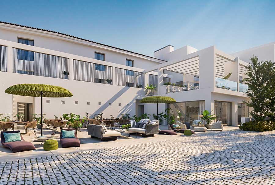 Hotel rural Huéneja Granada