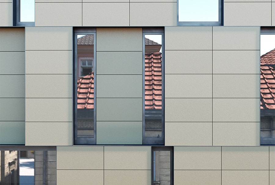 StoVentec Ceramic como sistema de fachada ventilada